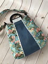 Veľké tašky - kabelka Kordulka... - 8721487_