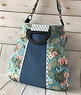Veľké tašky - kabelka Kordulka... - 8721488_