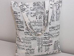 Nákupné tašky - ...pre hudobníka-čku... - 8721007_