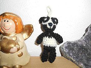 Kľúčenky - panda-prívesok,kľúčenka-v cene poštovné - 8720911_