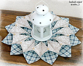 Úžitkový textil - stredový obrus - 8721818_