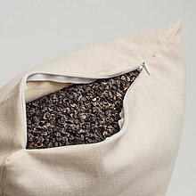 Úžitkový textil - pohánkový vankúš - 8725146_