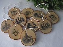 Dekorácie - Vianočná dekorácia - 8729218_