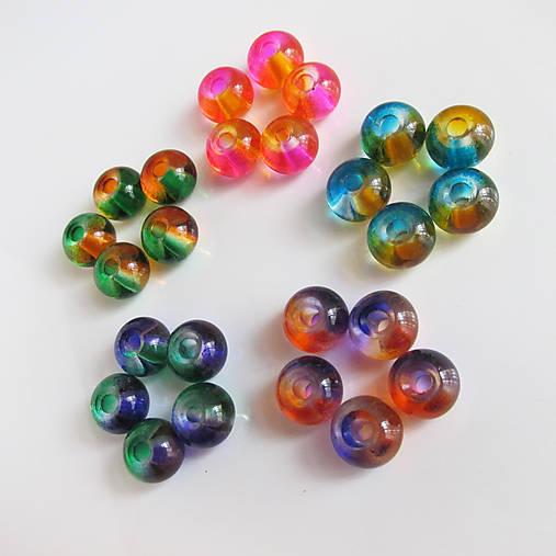 Pandora style vinutky farbené   kamienky - SAShE.sk - Handmade Korálky 25e2154ebd0