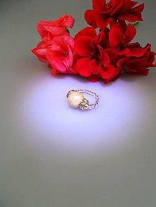 Prstene - kalcit prsteň - 8728625_