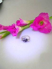 Prstene - turmalín prsteň ochranný - 8728838_