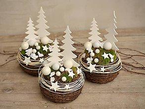 Dekorácie - Vianočná dekorácia \