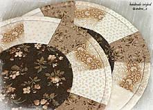 """Úžitkový textil - prestierania """"southern vintage"""" - 8726986_"""