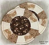 """Úžitkový textil - prestierania """"southern vintage"""" - 8726987_"""