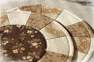 """Úžitkový textil - prestierania """"southern vintage"""" - 8726988_"""