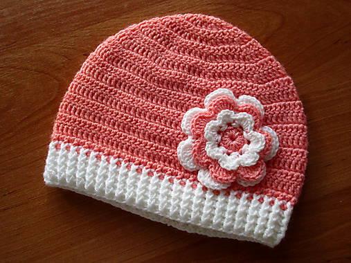f067b247d Háčkovaná čiapka / susan36 - SAShE.sk - Handmade Detské čiapky