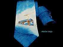 Doplnky - Hodvábna kravata - 8725327_