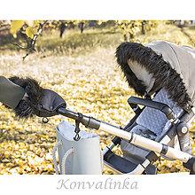 Textil - Kožušinkové sety - 8732002_