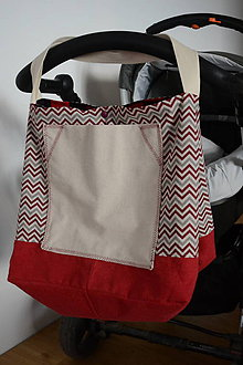 Veľké tašky - Megataška obojstranná - 8731920_