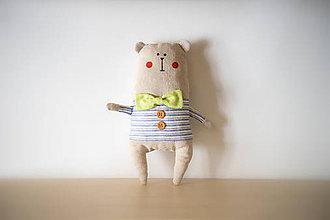 Hračky - macík - 8731469_