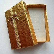 Obalový materiál - Krabička 5x8x2,5cm-1ks - 8731687_