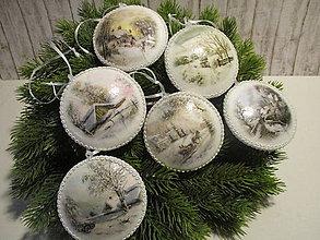 Dekorácie - Vianočná dekorácia - 8732490_