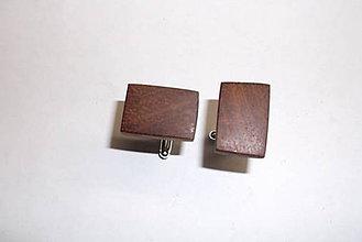 Šperky - manžetove gombíky-višňa - 8730090_