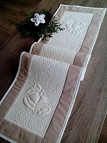 Úžitkový textil - Vianočná štóla - 8731284_
