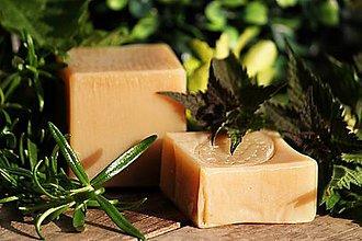 Drogéria - BRUNETKA prírodný tuhý šampón 120 g - 8732392_