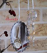Dekorácie - Vtáčí kráľovský pár / ONA a jej doplnky - 8732847_