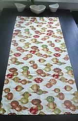 Úžitkový textil - Obrus - štóla vianočná 7   45x110 cm - 8730984_