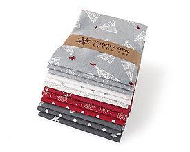 Textil - Bavlnené látky - balíček TFQ107 - 8732702_