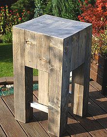 Nábytok - Barová stolička - 8732820_