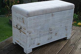 Nábytok - Lavica - nové drevo - 8732856_
