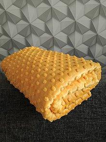 Textil - Minky - CUDDLE DIMPLE® Mango - 8738025_