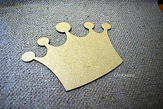 Detské doplnky - 21cm koruna - 8736400_