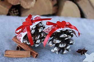 Dekorácie - krojové _vianočné ozdoby - 8738460_