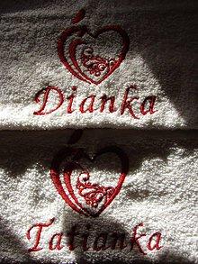 Úžitkový textil - uteráčiky - 8738199_