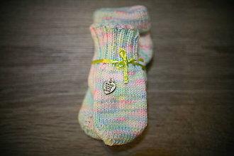 Detské doplnky - Zimný set pre bábätko - 8737785_