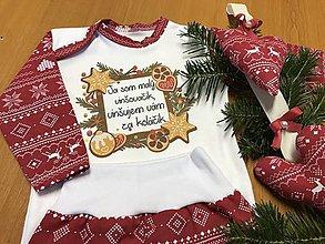 Detské súpravy - Vianočná súprava- Vinšovačik.. - 8737561_