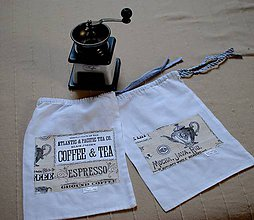 Úžitkový textil - Vrecúška na nákupy alebo iné - 8737986_
