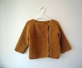 Detské oblečenie - Svetrík - ZĽAVA - 8739188_
