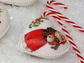 Dekorácie - Vianočné ozdoby na stromček - 8741053_