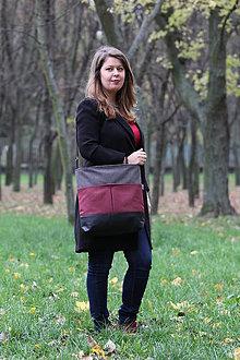 Veľké tašky - Taška BORDO - 8738977_