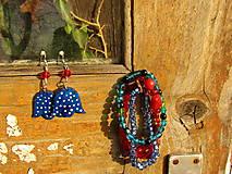 """Sady šperkov - Náušnice a náramky """"Amelie Poulain"""" - 8741817_"""