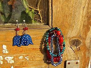 Sady šperkov - Náušnice a náramky