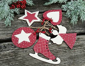 Dekorácie - Vianoce - 8741983_