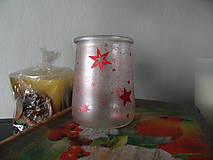 Svietidlá a sviečky - svietniček - 8741782_