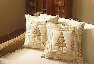 Úžitkový textil - zimná krajinka - obliečky - 8742153_