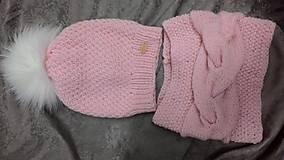 Detské čiapky - Set - 8739768_