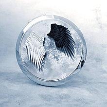 Zrkadielka - zrkadielko Anjelské krídla - 8743170_