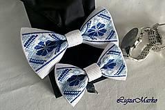 Detské doplnky - Detský motýlik - 8741912_
