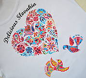 Tričká - TEXT NA ŽELANIE (tričko) - 8740498_