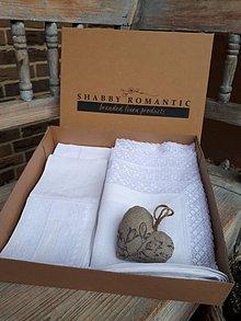 Úžitkový textil - Darčeková sada Bride's Secret - 8743070_