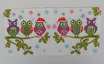 Papier - Vianočná servítka - 8748209_